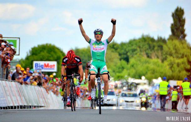 Clément Mary champion de France amateurs