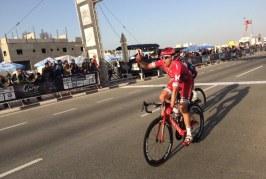Tour du Qatar; Alexander Kristoff de nouveau, Mark Cavendish en jaune
