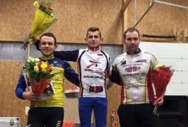 Pierrick Sivignon, junior 1ère année, remporte l'indoor de Carhaix