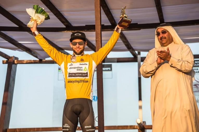 Tour du Qatar: Mark Cavendish, Prince du désert