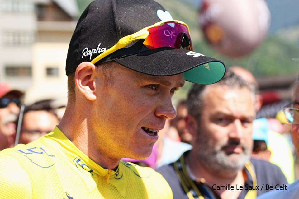 Le président de l'UCI souhaite que Sky suspende Froome — Dopage