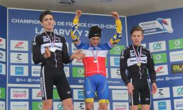 France juniors: Maxime Bonsergent devance les Bretons