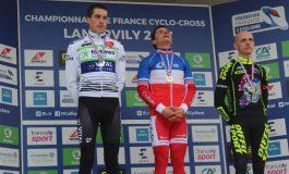 Clément Venturini pour son premier titre de Champion de France élites