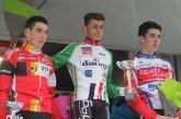 CX de Gouesnou; Pierrick Sivignon en juniors, Antoine Huby chez les cadets, Anais Grimault chez les dames