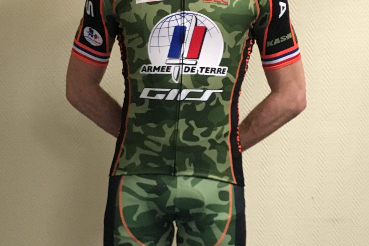 La nouvelle tenue du Team Armée de Terre