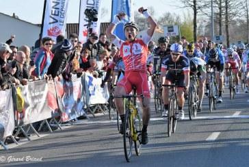 Plages Vendéennes; Clément Orceau au sprint