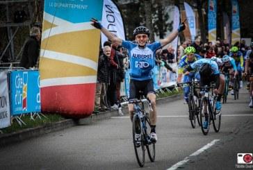 Châtillon-Dijon; Camille Thominet au sprint