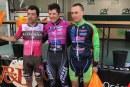 Julien Le Huitouze (Hennebont Cyclisme) débloque son compteur
