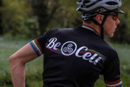 La marque irlandaise Velotec célèbre 5 ans d'histoire avec Be Celt en créant un «Jersey»