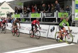 Tour de Bretagne; Jakub Mareczko (Team Wilier Triestina-Selle Italia) au sprint !