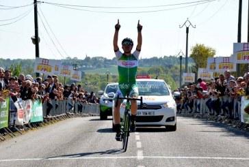 Michael Vink en costaud sur la Ronde du Porhoët