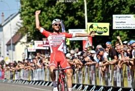 Tour du Jura: Mattia Frapporti devance Arnaud Pfrimmer