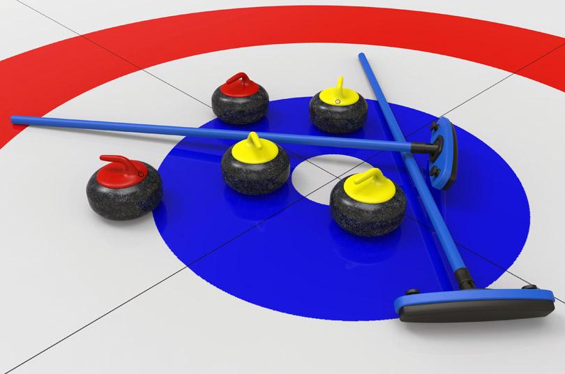 Le bel avenir du Curling !