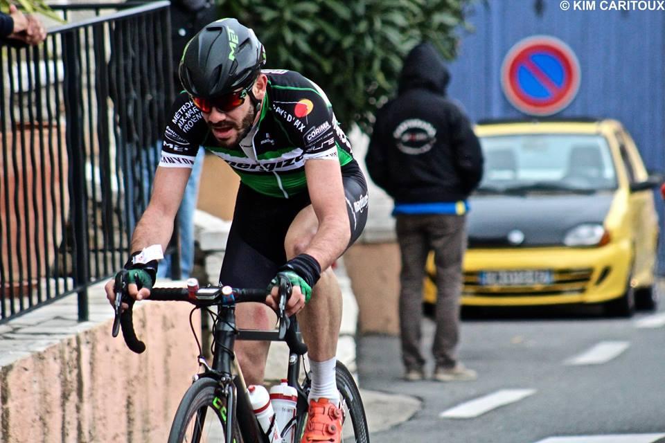 Tour de la Manche; L'étape pour Julien Trarieux, Fabien Schmidt nouveau leader