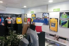 L'échappée-Musée éphémère du cyclisme ou l'histoire d'une vie !