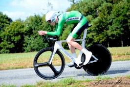 Junior tour of Ireland; Ben Walsh domine le chrono