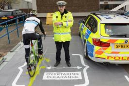 UK : 13 personnes condamnées pour avoir frôlé des cyclistes