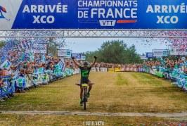 Maxime Marotte champion de France de VTT