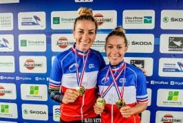 Pauline Ferrand-Prevot pour son 4ème titre, Lucie Urruty en espoirs