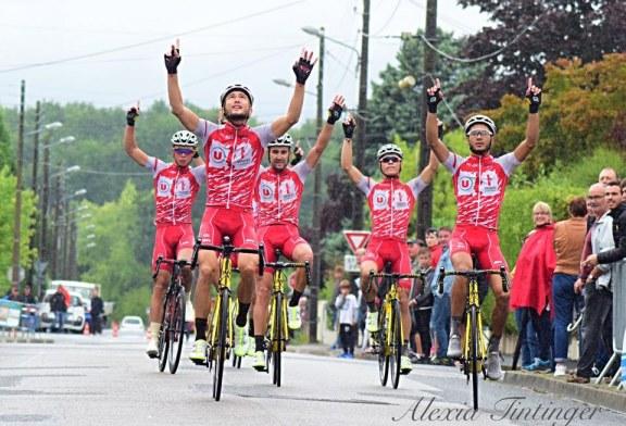 La démonstration du Team Vendée U !