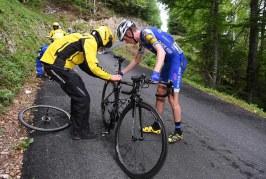 Dan Martin; » Je n'avais plus de freins ! «