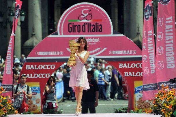 Une surprise pour le Grand Départ 2018 — Tour d'Italie