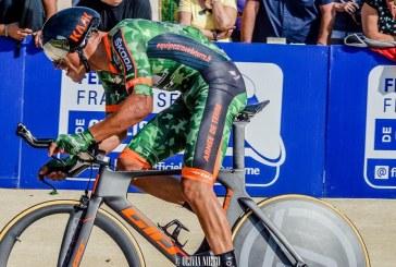 Tour du Portugal; Damien Gaudin enlève le prologue