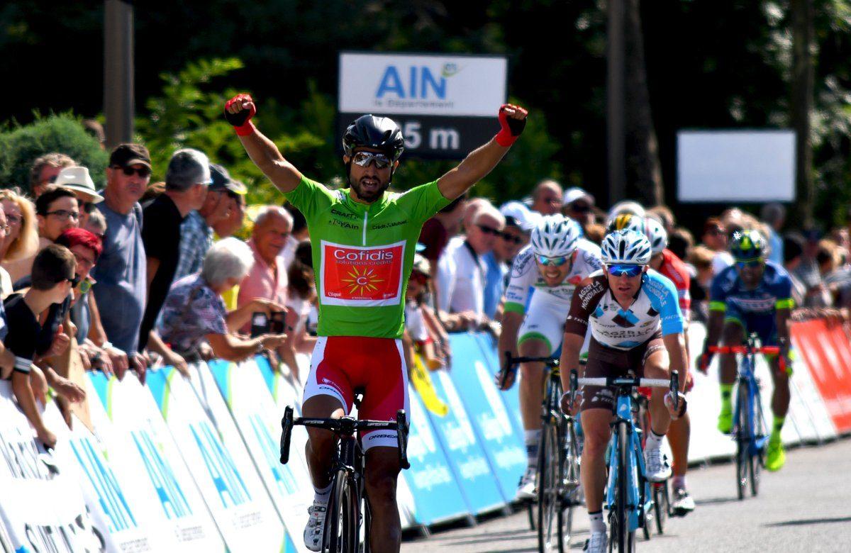 Tour de l'Ain; Nacer Bouhanni double la mise