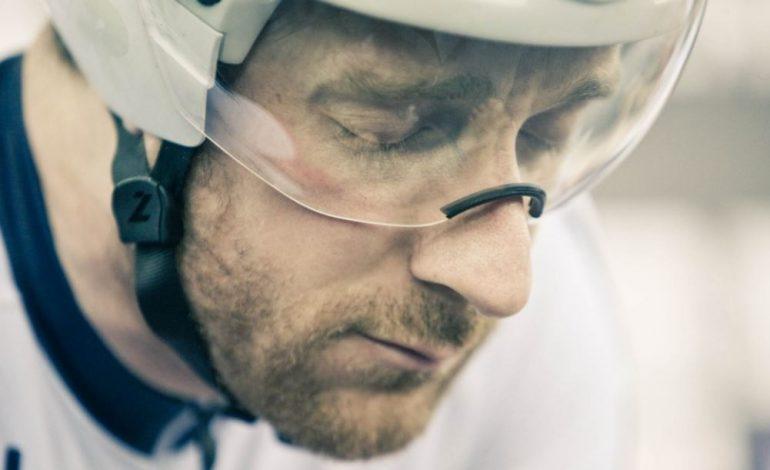 La concentration - Bradley Wiggins.
