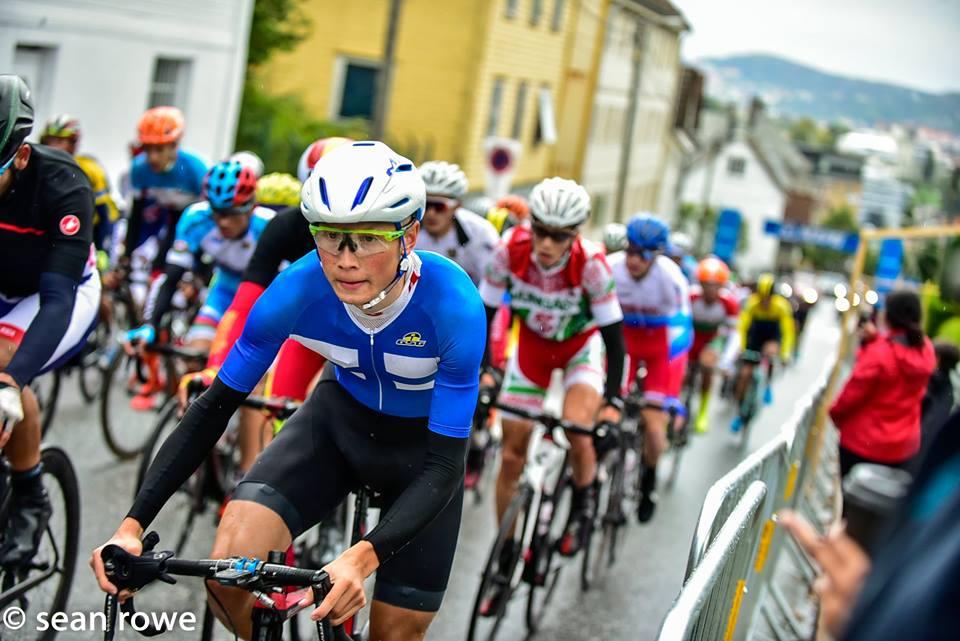 Le champion Finlandais Jaakko Hänninen rejoint le Team ProbikeShop Saint-Etienne