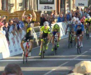Thomas Boudat remporte Paris-Chauny