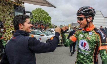 """Romain Campistrous (Armée de Terre): """" On va se battre pour le podium"""""""