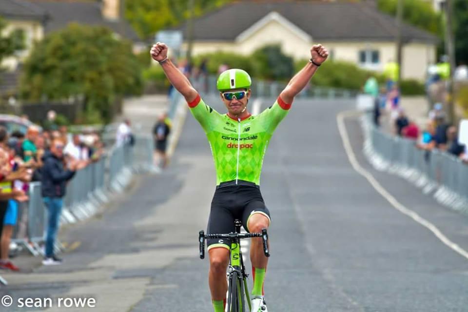 Le champion d'Irlande Ryan Mullen rejoint le team Trek-Segafredo