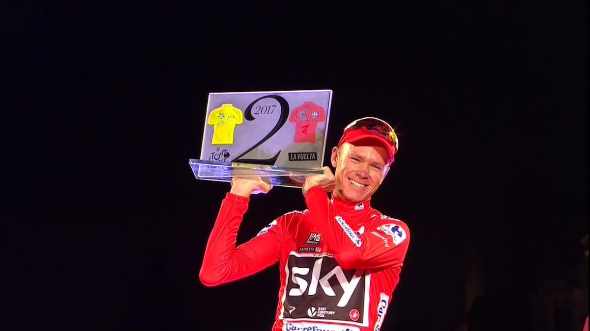 Chris Froome rejoint Bernard Hinault et Jacques Anquetil