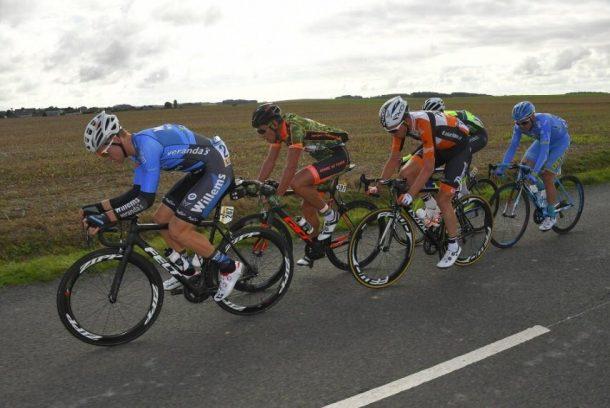 L'italien Matteo Trentin remporte son 2e Paris-Tours — Cyclisme