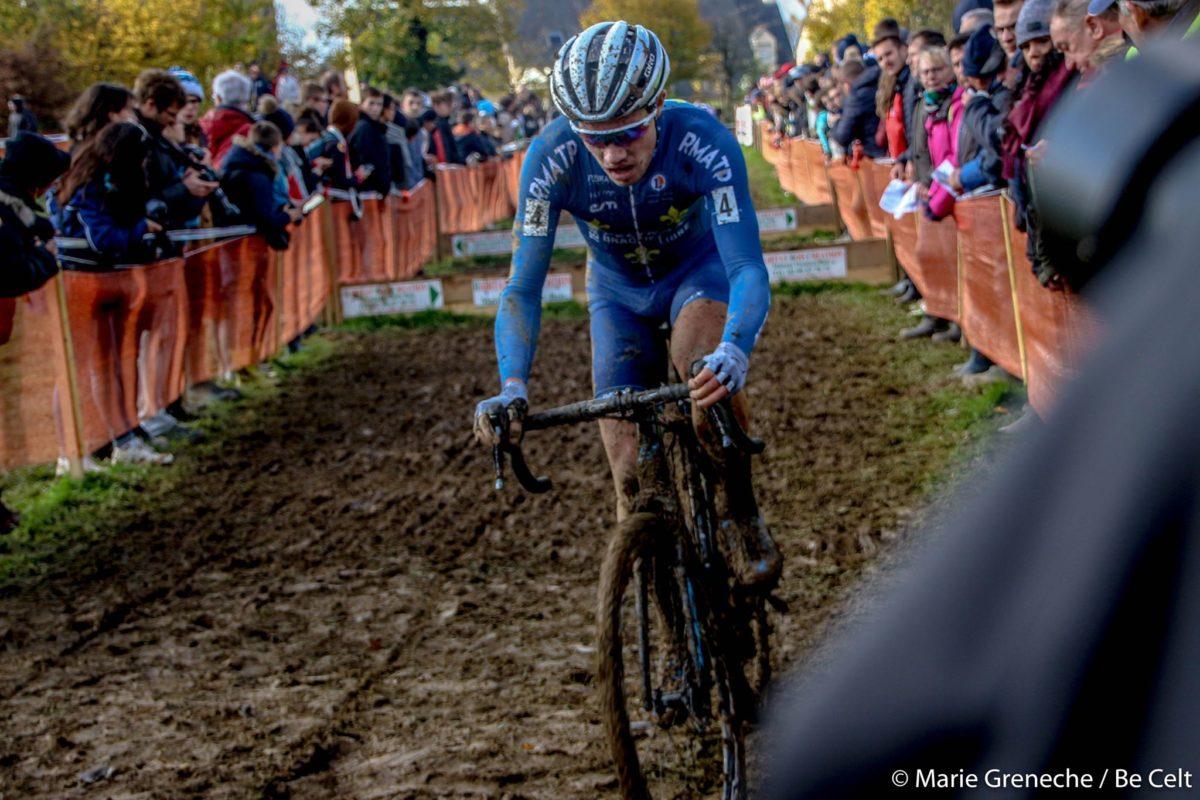 Lucas Dubau (4ème en espoirs) : «J'espère monter en pression maintenant»