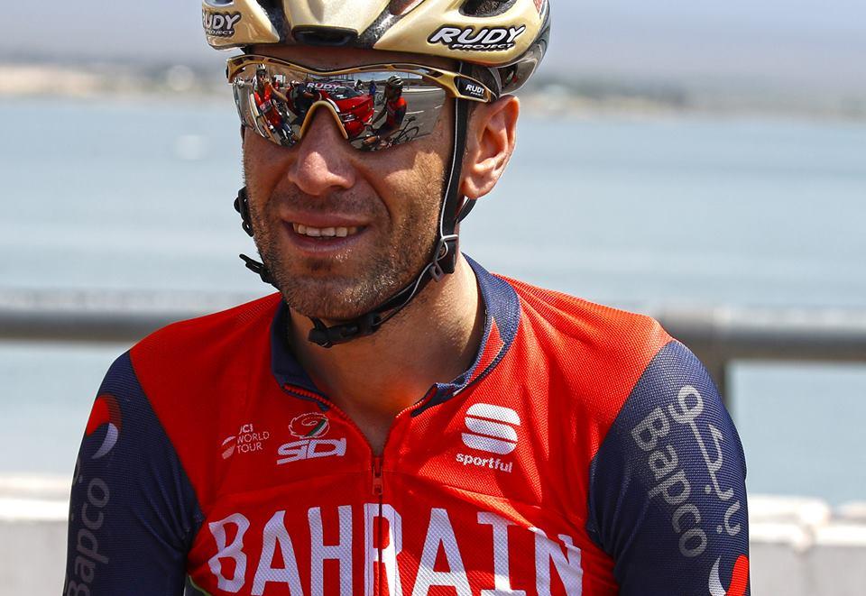 Vincenzo Nibali: «Une bonne opportunité pour remporter le tour 2018»