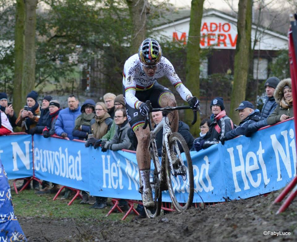 Wout van Aert; «J'attends la saison de cross avec impatience»
