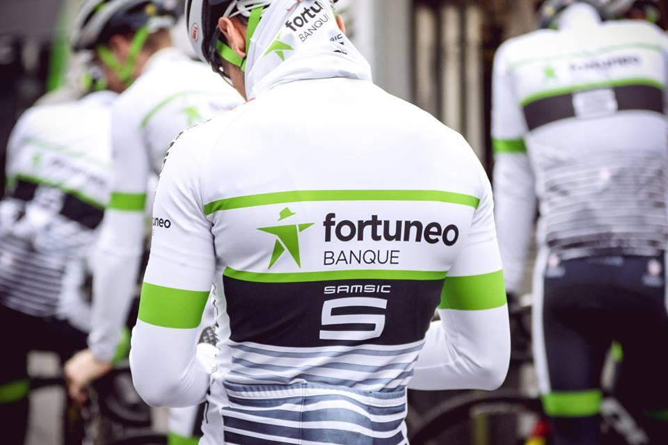 Warren Barguil: «L'équipe Fortunéo Samsic me donne déjà des frissons»