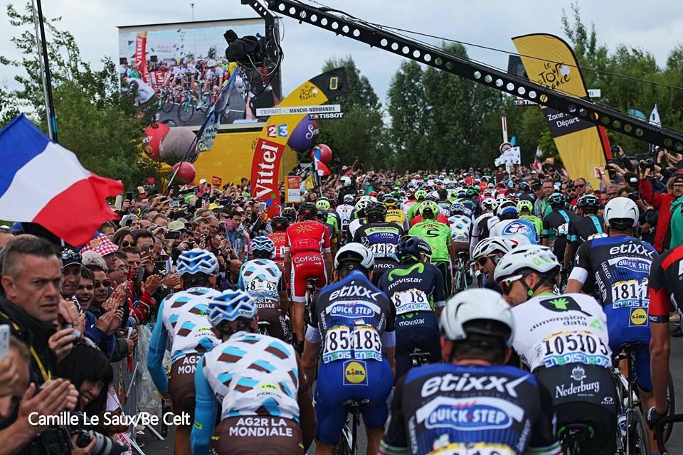 Direct Energie, Fortunéo Samsic, Cofidis et Wanty Groupe Gobert sur le Tour de France 2018