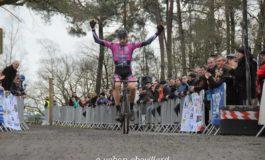 Cyclo-cross de Redon: Kylian Etienne frappe de nouveau