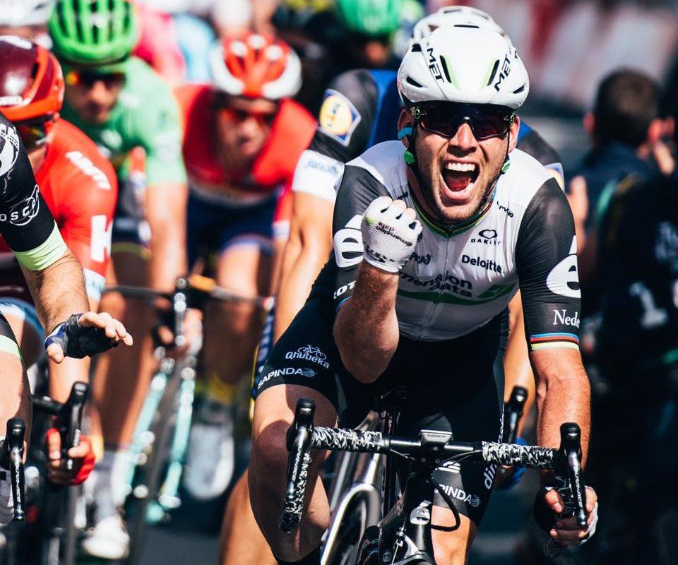 Mark Cavendish: «C'est la victoire ou rien»
