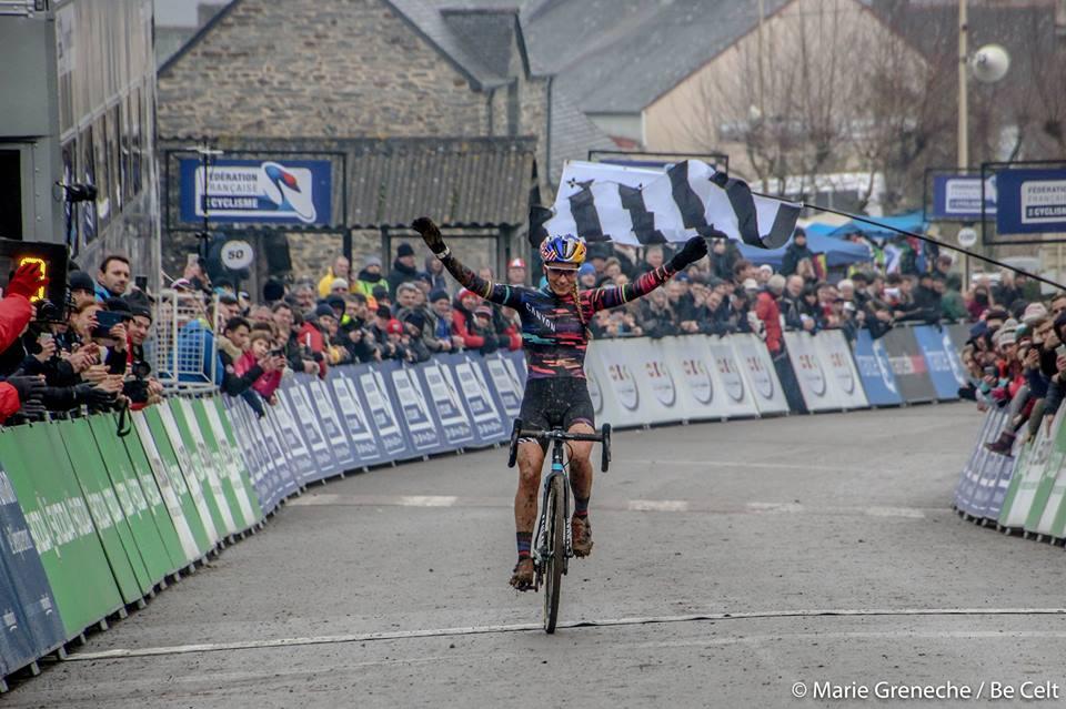 Pauline Ferrand-Prévot: «Je rêve de devenir médaillée Olympique»