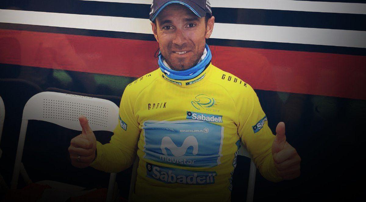 Alejandro Valverde «El Imbatido»: «Je ne voulais pas attendre pour en gagner une»