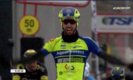 Grand Prix de Denain: Kenny Dehaes devant Hugo Hofstetter et Julien Duval