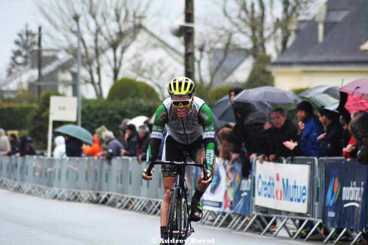 Alan Riou en costaud sur le Tour de Lot-et-Garonne