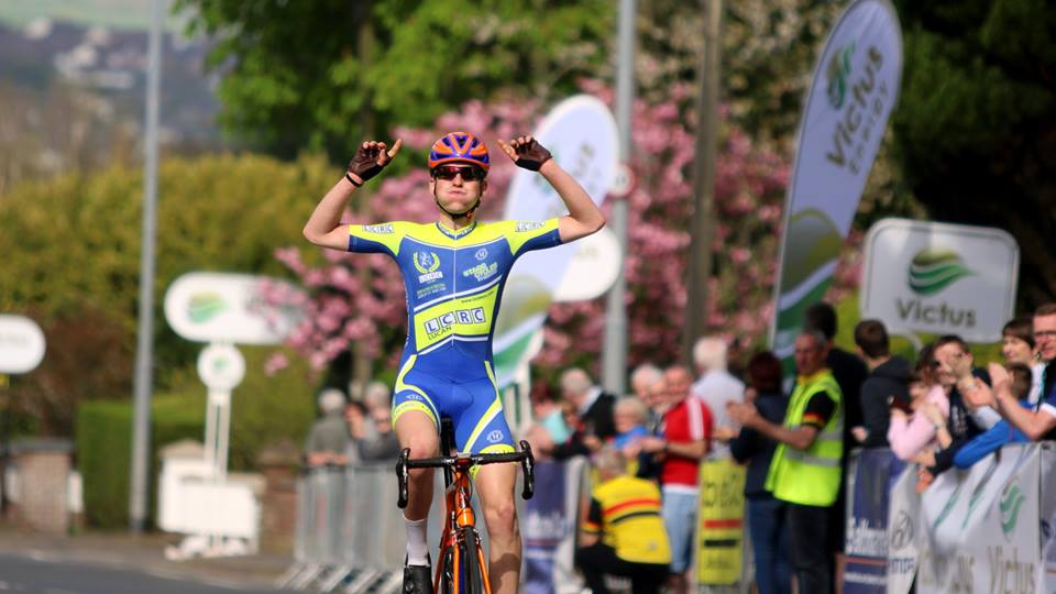 Tour of Ulster: Conn Mc Dunphy en costaud, le VC Toucy bien placé