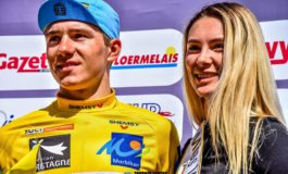 Trophée Centre Morbihan: Le chrono pour Soren Waerenskjold, Remco Evenepoel conforte sa place au général