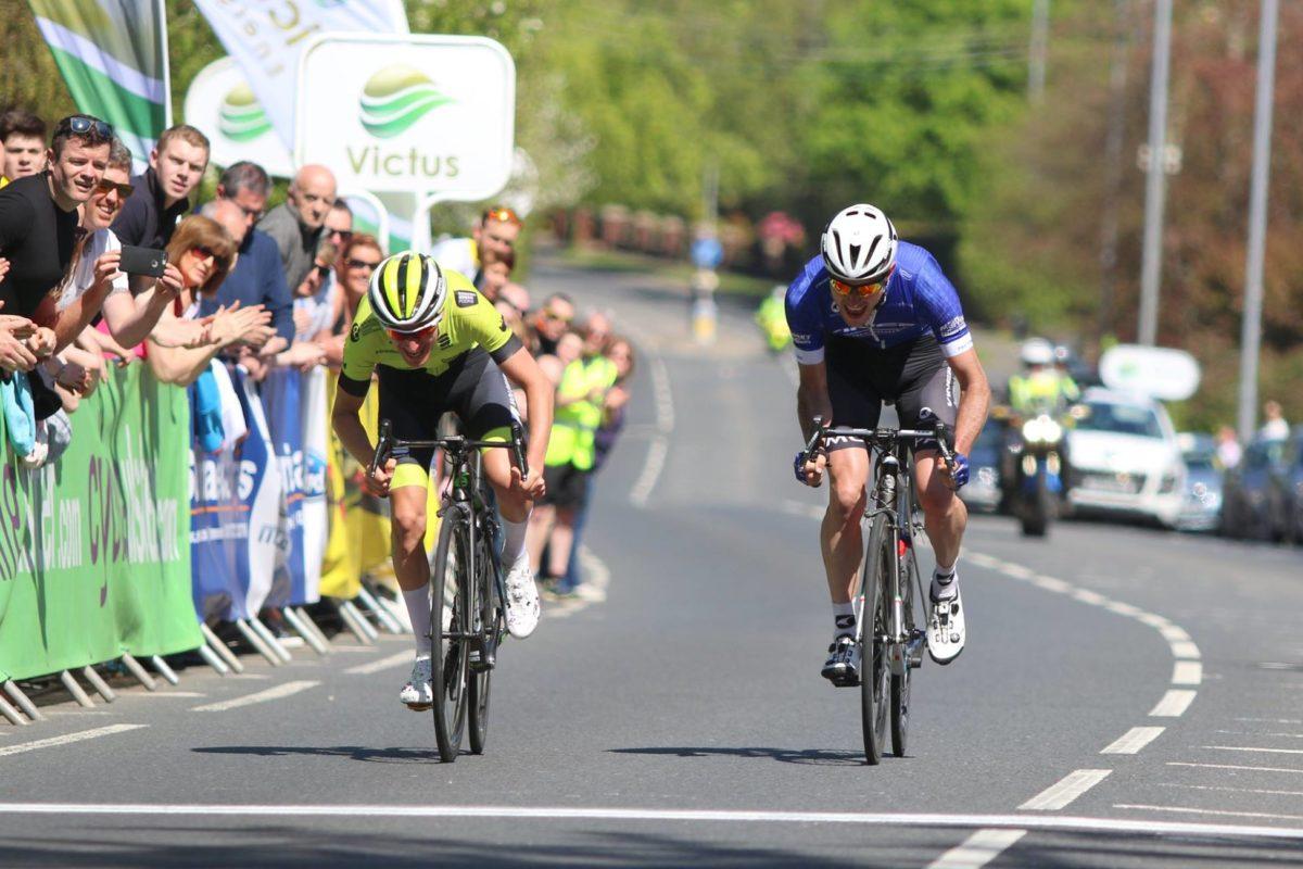 Victus Tour of Ulster: L'étape pour Ronan McLaughlin, Scott Auld (VC Toucy) 2ème du général
