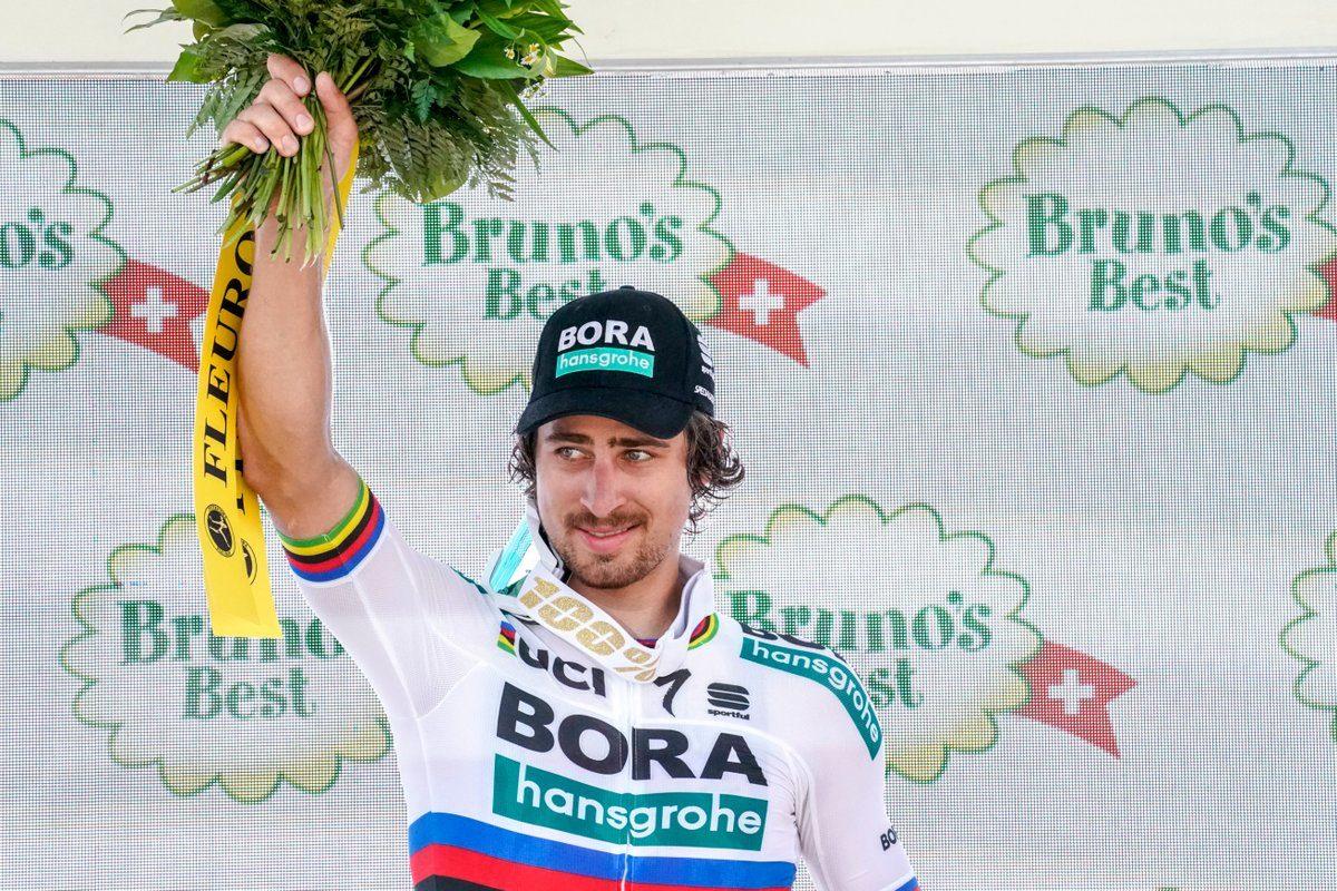 Peter Sagan: «Je dois m'améliorer un peu avant le tour de France, c'est certain»